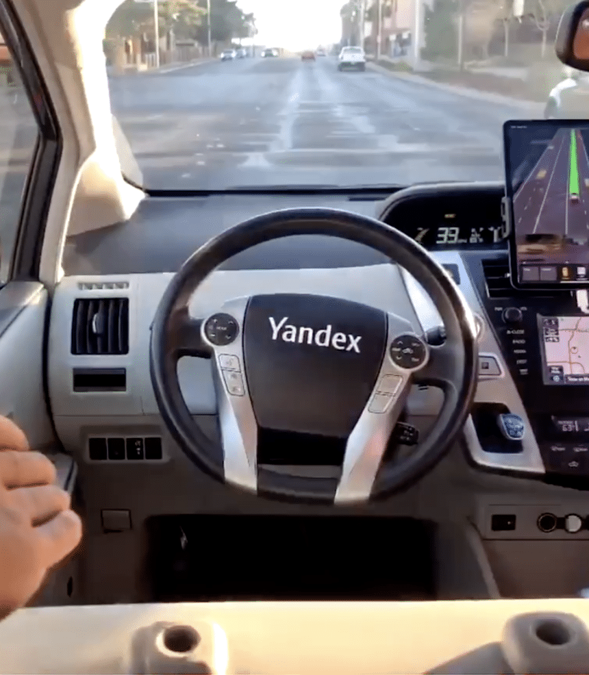 self driving, driverless vehicle