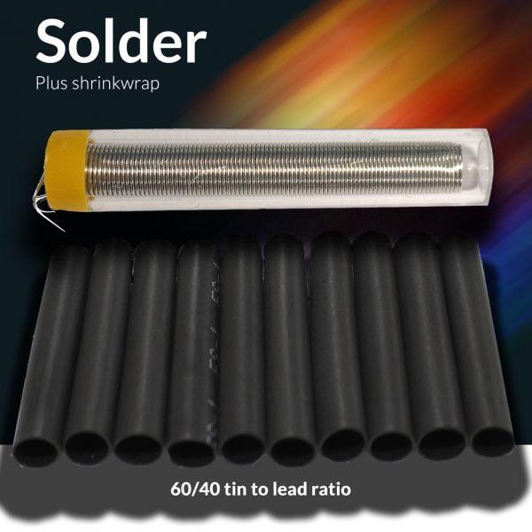 Solder Shrinkwrap