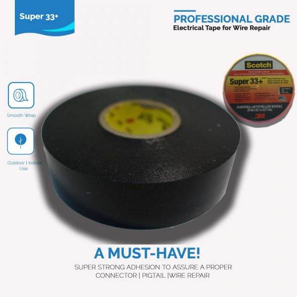 Connector Electrical Tape