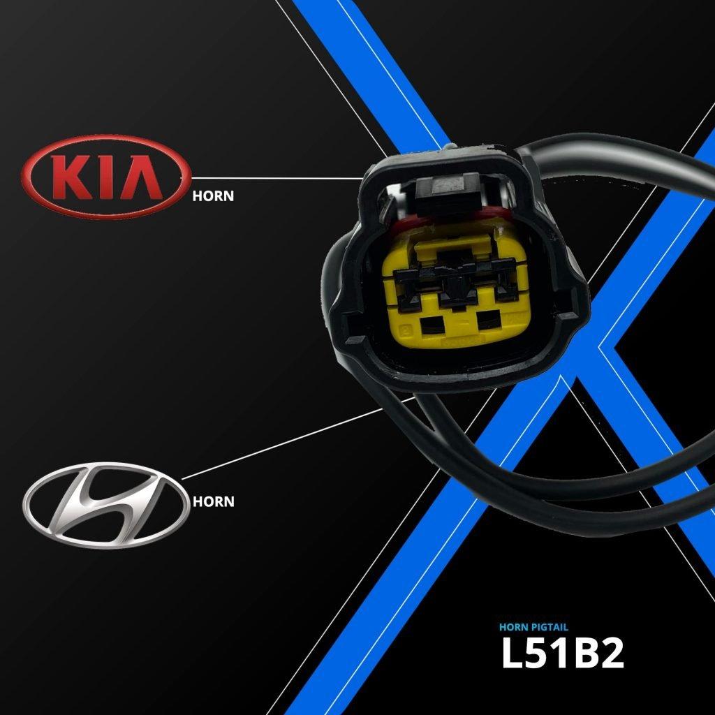 L51B2 Horn Hyundai Kia