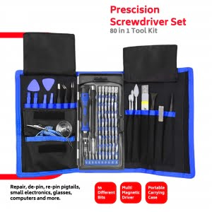 Connector Repair Screwdriver Set